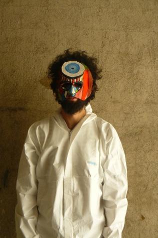 création de masque pour concert